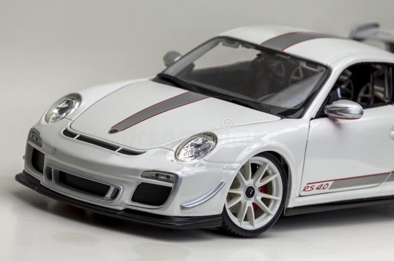 Porsche 911 gt3 rs 4.0 royalty free stock photo