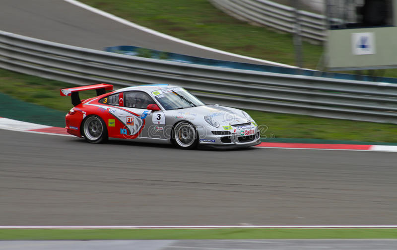 Download Porsche GT3 Cup Challenge Eastern Europe Editorial Image - Image: 22204620