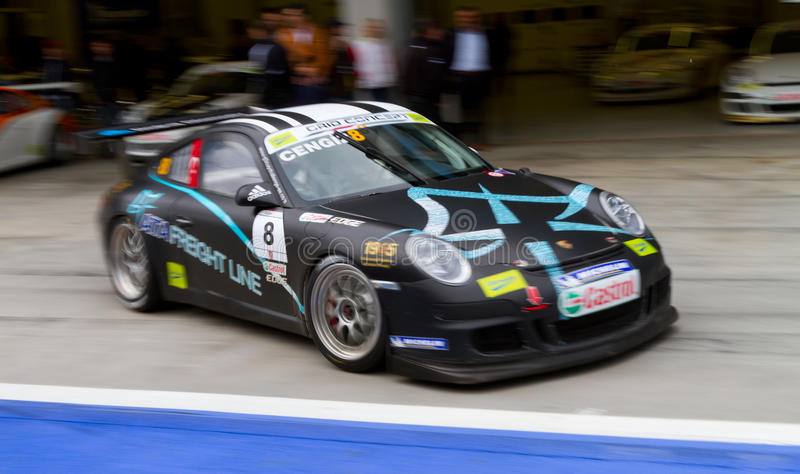 Download Porsche GT3 Cup Challenge Eastern Europe Editorial Photography - Image: 22458687