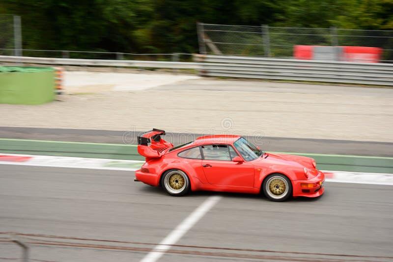 Porsche icónico 911 Carrera RSR 3 8 foto de archivo