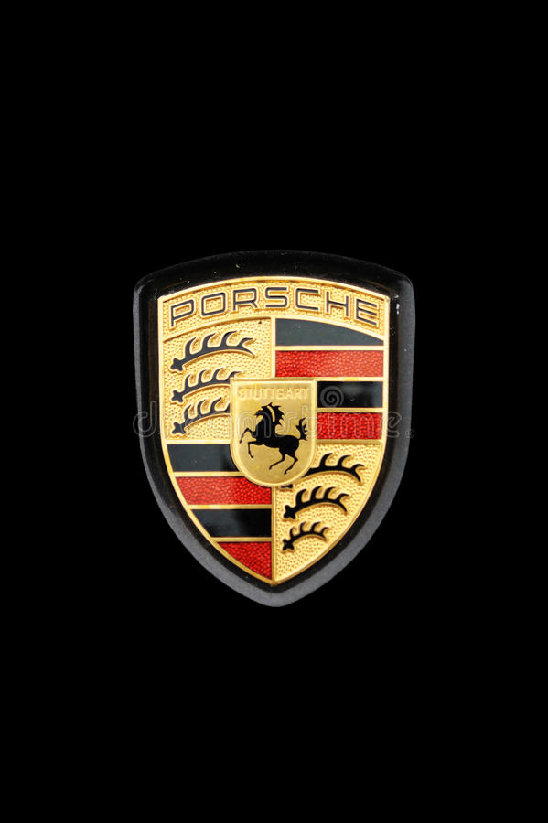 Porsche Logo Editorial Photography Image Of Autocar
