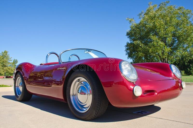 Porsche 1956 550 Spyder fotografia stock