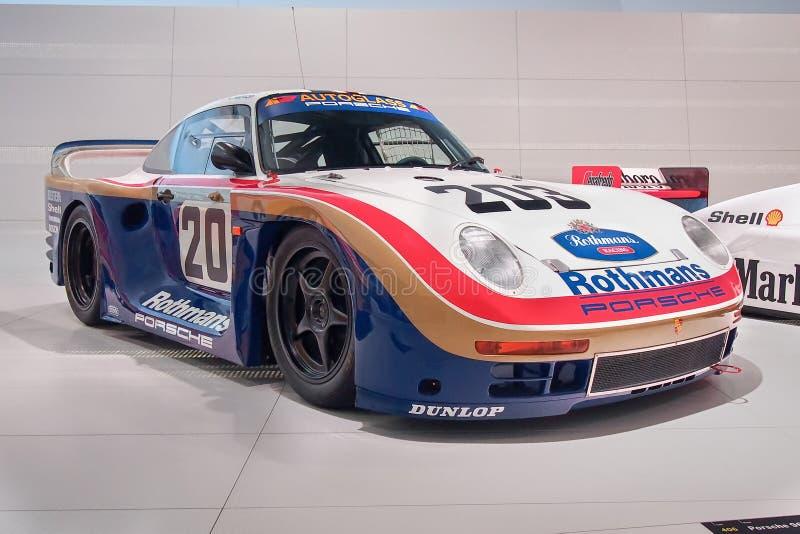 Porsche 961 stockfoto