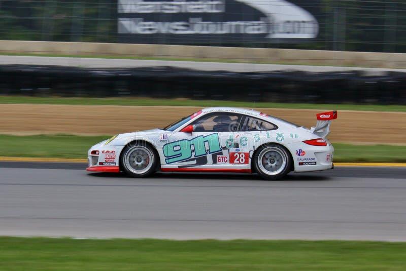 Porsche Supercup fotos de archivo libres de regalías