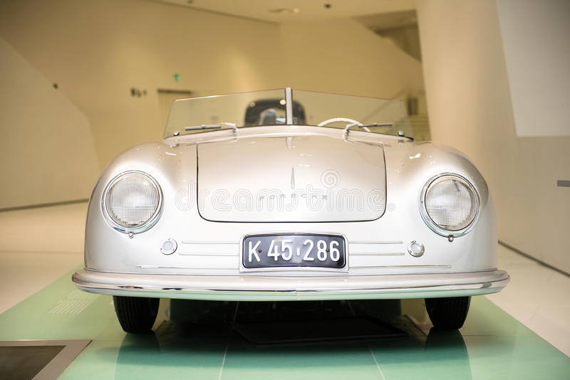 Porsche 356 -1 terenówka fotografia royalty free