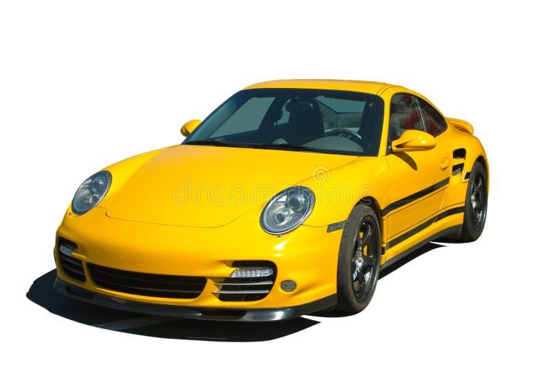 Porsche 911 Turbo images libres de droits