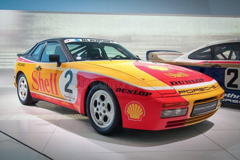 Porsche 944 Turbo stock photo