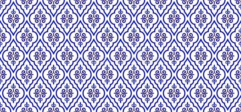 Porseleinachtergrond vector illustratie