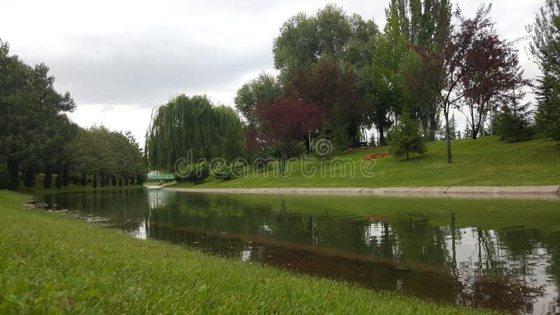 Porsuk river. / Eskisehir / Anatolia stock photos