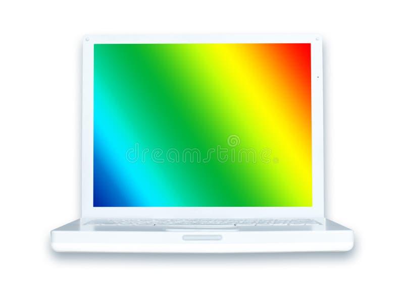 Download Portátil foto de stock. Imagem de computador, caderno - 12805324