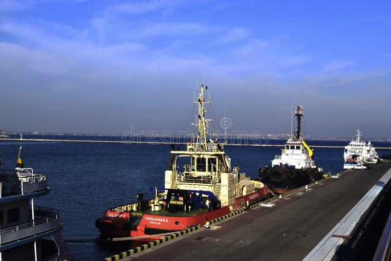 portów statków obrazy royalty free