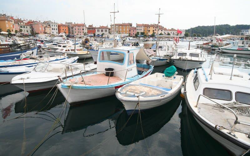 Port à la Mer Adriatique 2 photo libre de droits