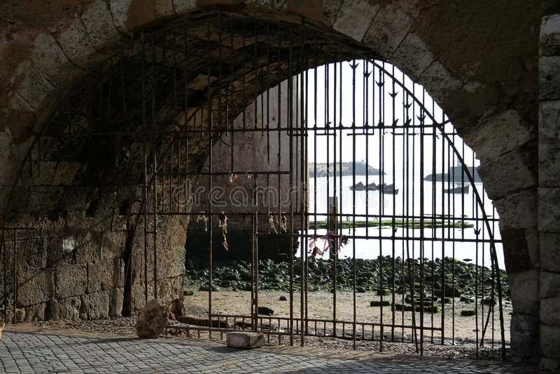 port royaltyfria foton