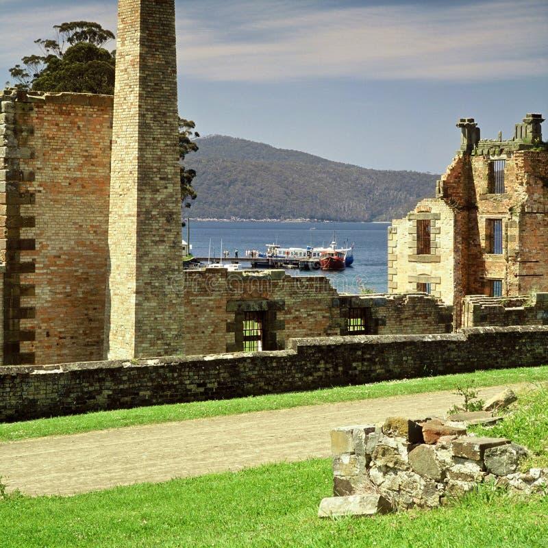 Port Arthur foto de archivo libre de regalías