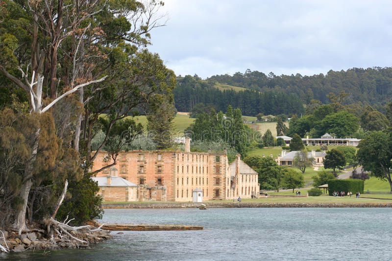 Download Port Arthur Historic Site, Tasmania, Australia Stock Image - Image of museum, historic: 12378415