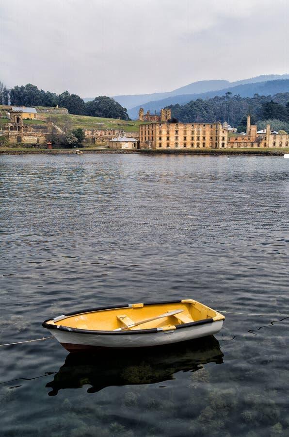 Port Arthur Historic Site Tasmania stock images