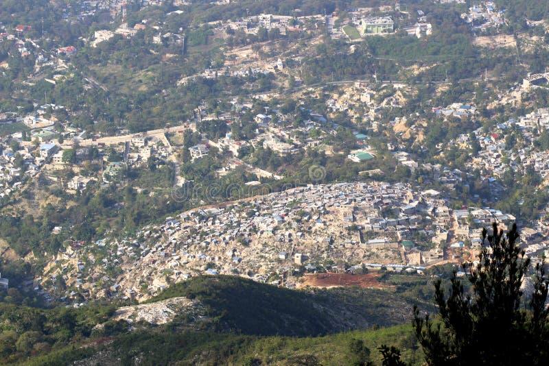 Port-au-Prince obserwatorium zdjęcie royalty free