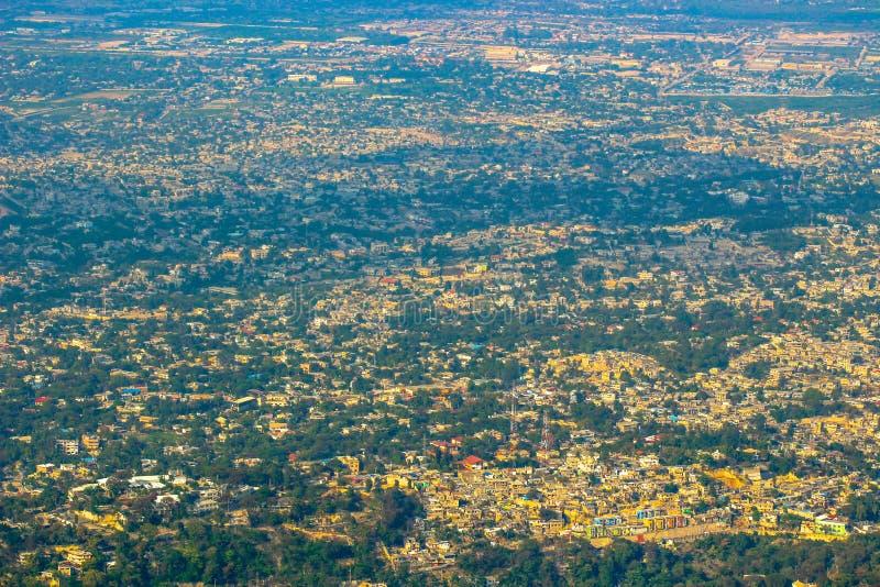 Port-au-Prince obserwatorium fotografia stock