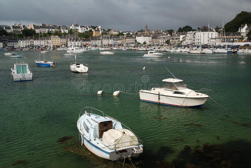 Download Port Audierne Stock Photography - Image: 27819072