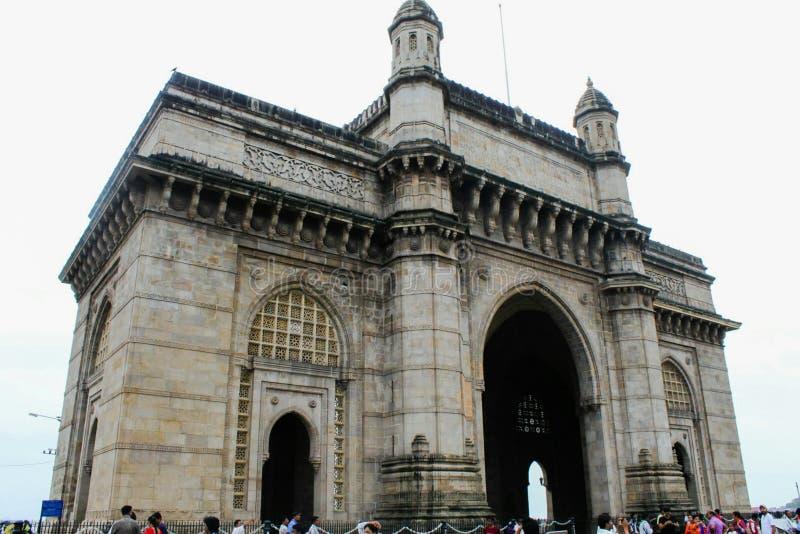 port av Indien arkivbild