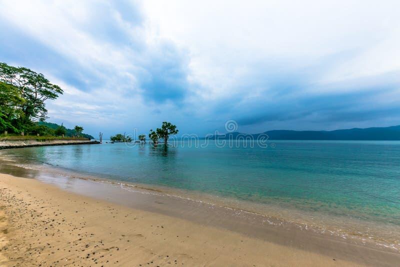 Port-Blair Andaman lizenzfreie stockbilder