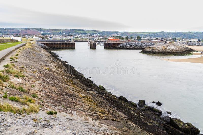 Port Burry de port images libres de droits