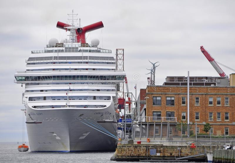 Download Port of Call Halifax editorial stock photo. Image of ship - 20688743