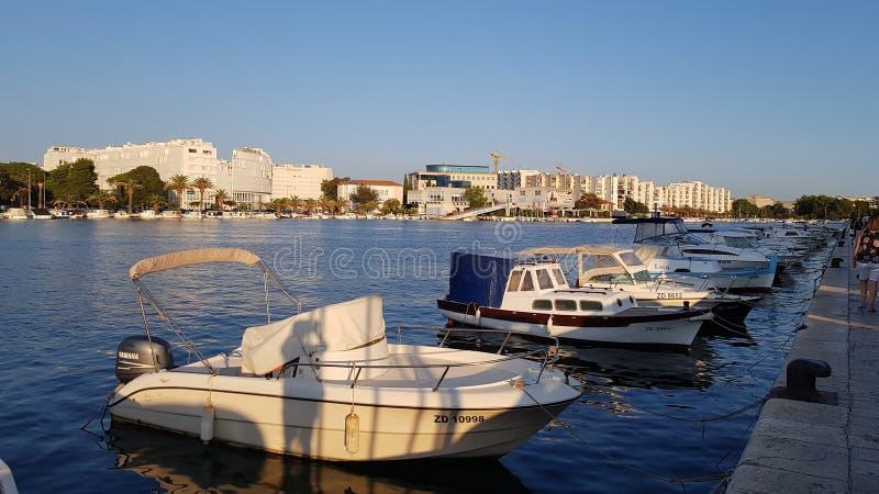 Port de port photos stock
