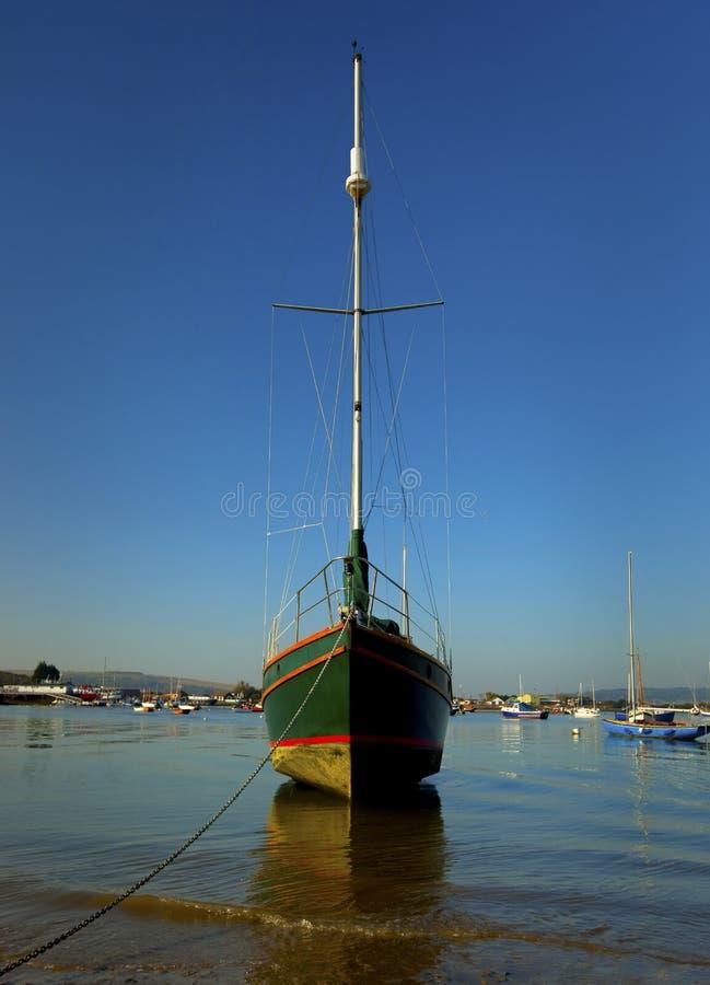 Port de Bembridge photographie stock libre de droits