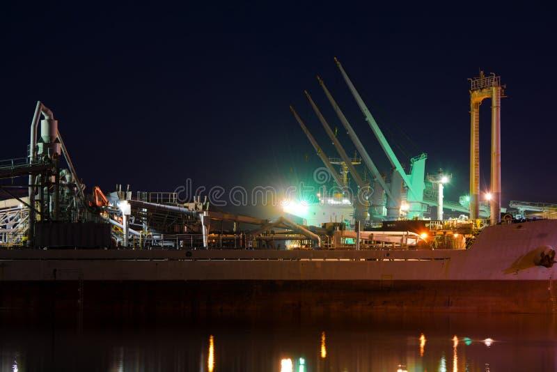 Port de ciment photos libres de droits