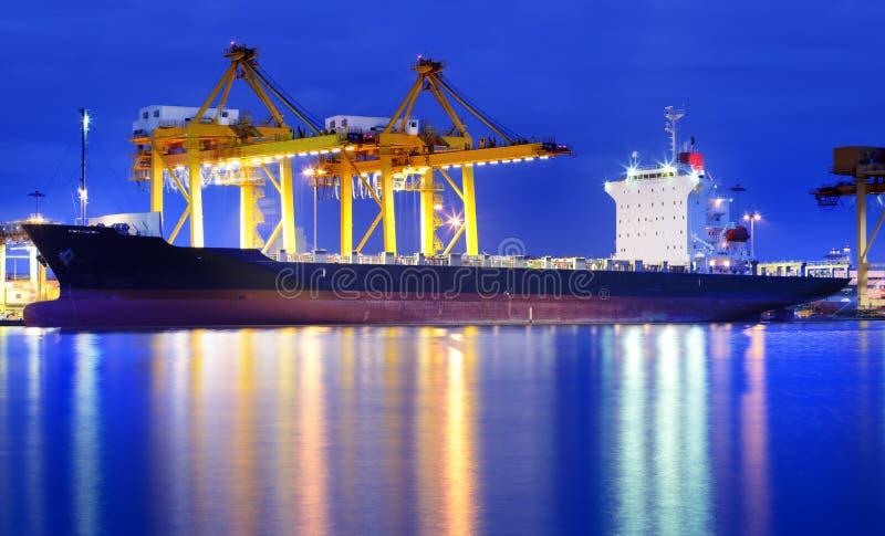 Port de Klongkuay photo stock