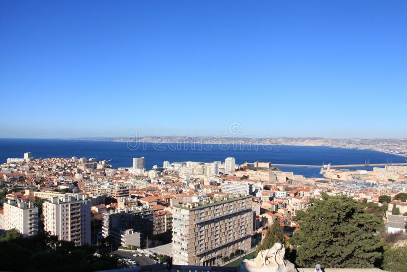 port de Marseille zdjęcia royalty free