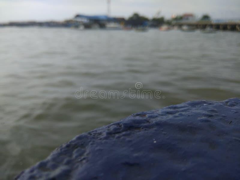 Port de mer photos stock