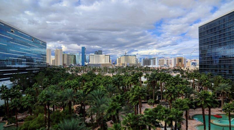 Port de Miami un jour ensoleillé photographie stock