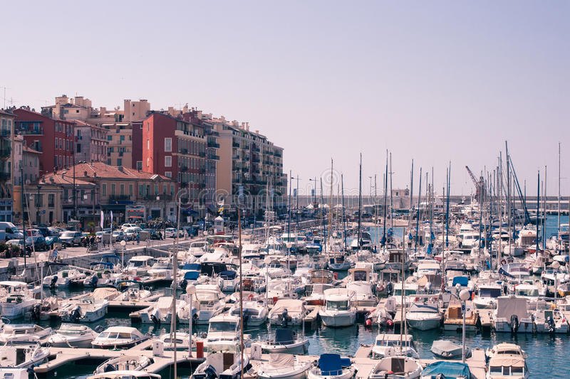 Download Port De Nice In French Riviera Editorial Image - Image: 26269970