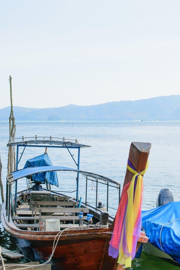 Port de pêche photographie stock