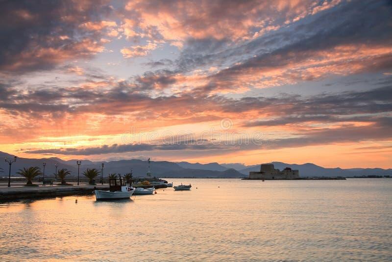 Download Port De Pêche Dans Nafplio, Grèce Image stock - Image du méditerranéen, peloponnese: 45371791