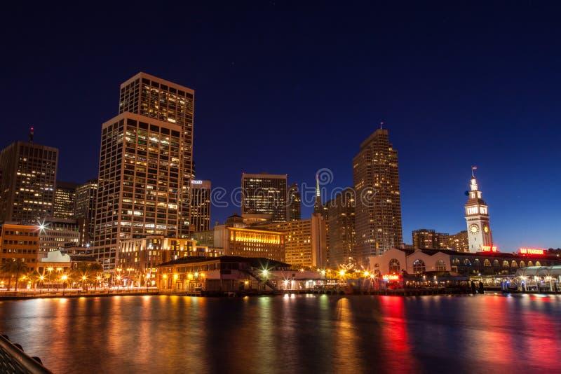 Port de San Francisco photos libres de droits