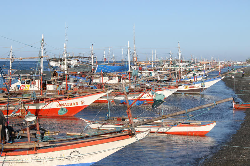 Port de San Juan images stock