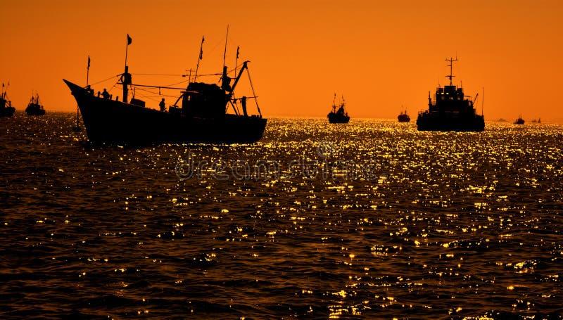 Port de soirée photos stock