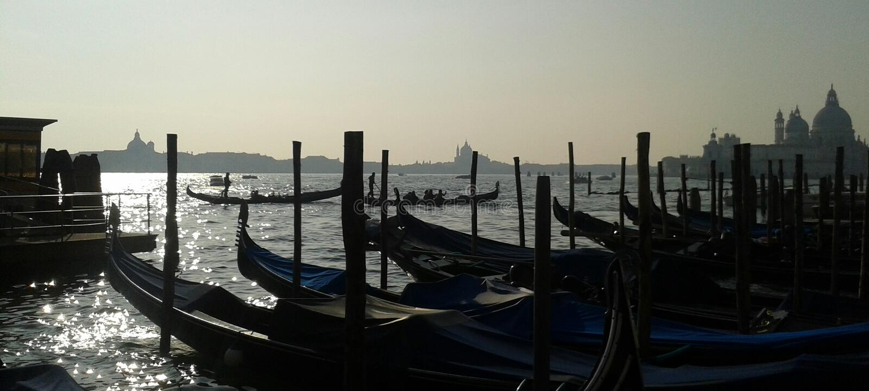 Port de Venise photographie stock libre de droits