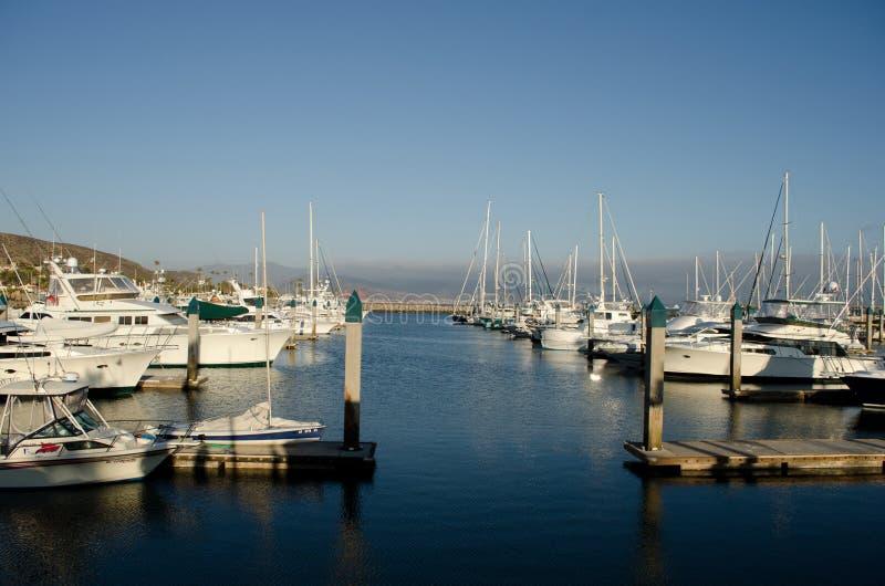 Port de yacht image libre de droits