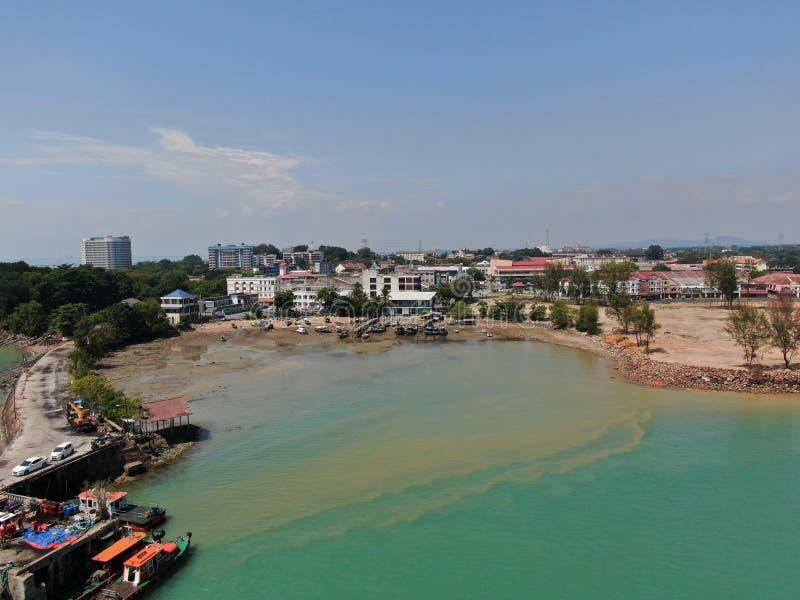 Port Dickson, Negeri Sembilan / Malasia imagen de archivo