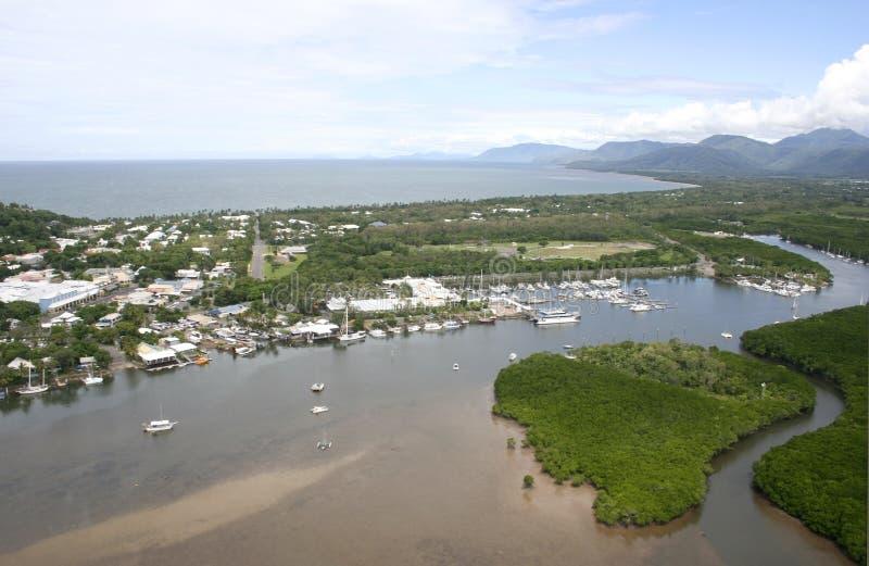 Port Douglas, Queensland norte distante fotos de stock royalty free