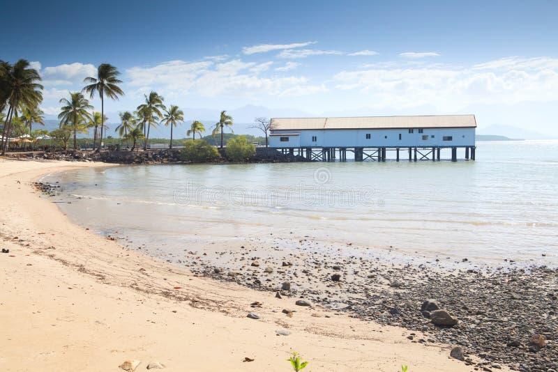 Port douglas tropical queensland australia stock photo