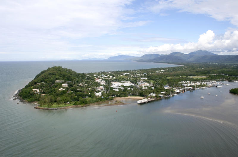 Port Douglas, weites Nordqueensland stockfoto