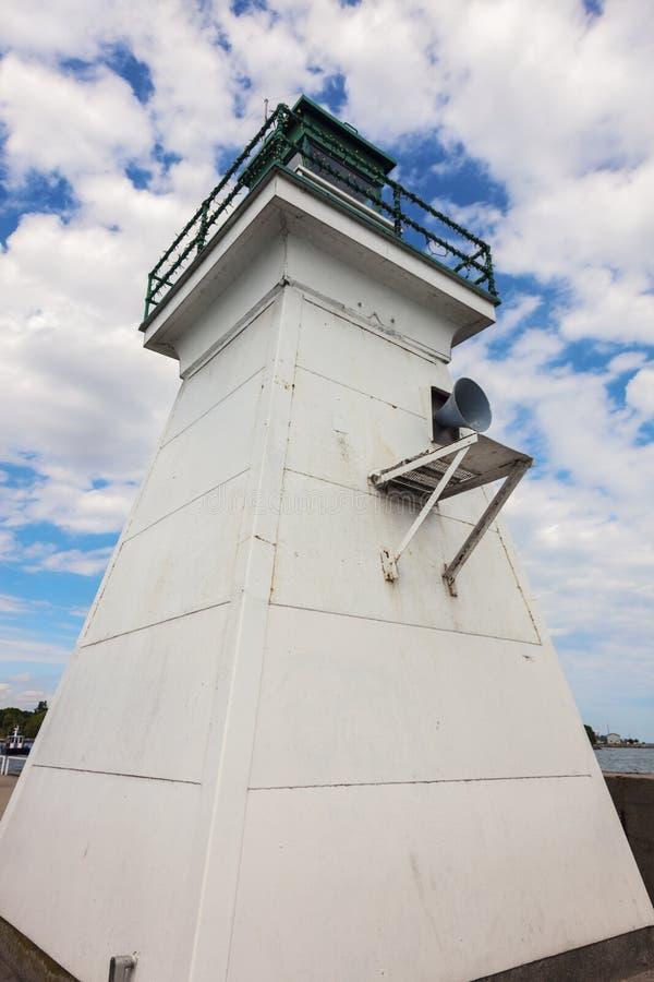 Port Dover Lighthouse arkivbild