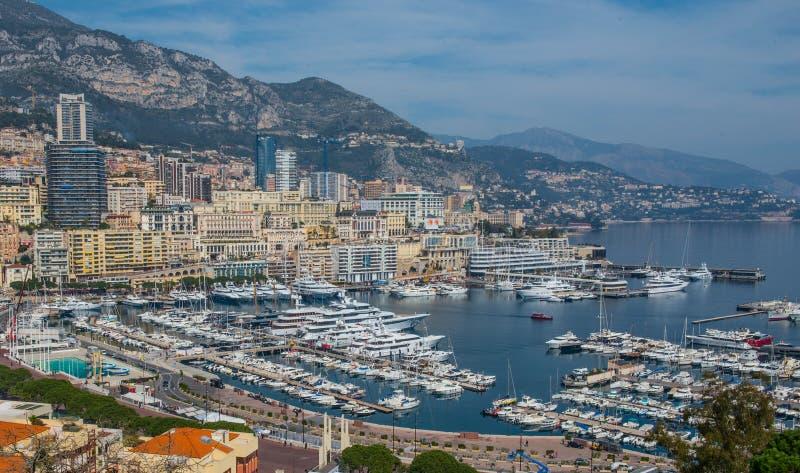 Port du Monaco photos stock