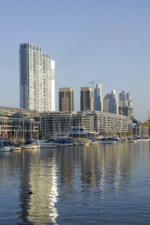 Port du numéro 2. de dock de Buenos Aires. image stock