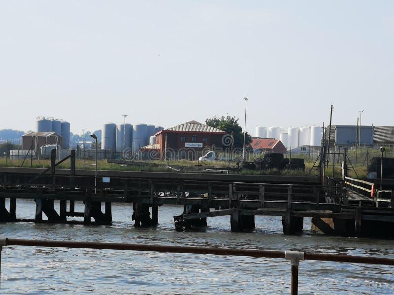 Port Gorleston photographie stock libre de droits
